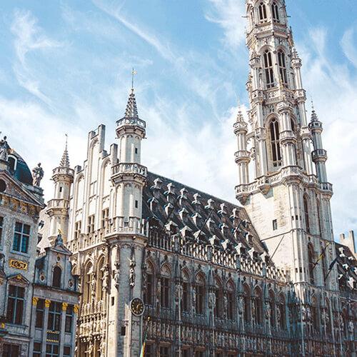 Manuales de IVA de Bélgica
