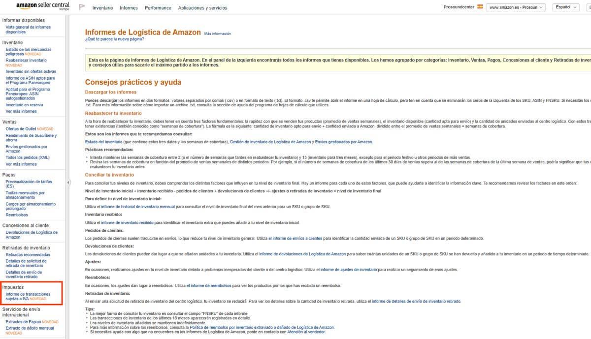 amazon fba cuenta bloqueada
